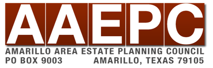 Amarillo Area Estate Planning Council